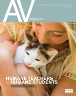 Humane Teachers for Humane Students - AV Magazine