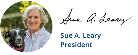 Sue A. Leary, President