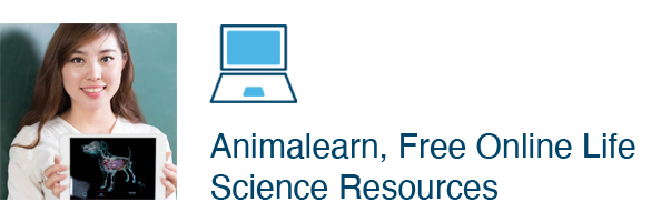 Animalearn, Free Online Life Science Resources