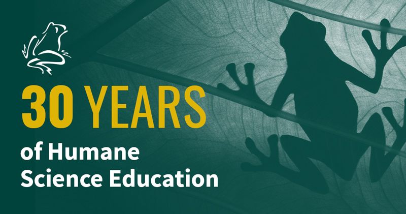 30 Years of Humane Science Edu.