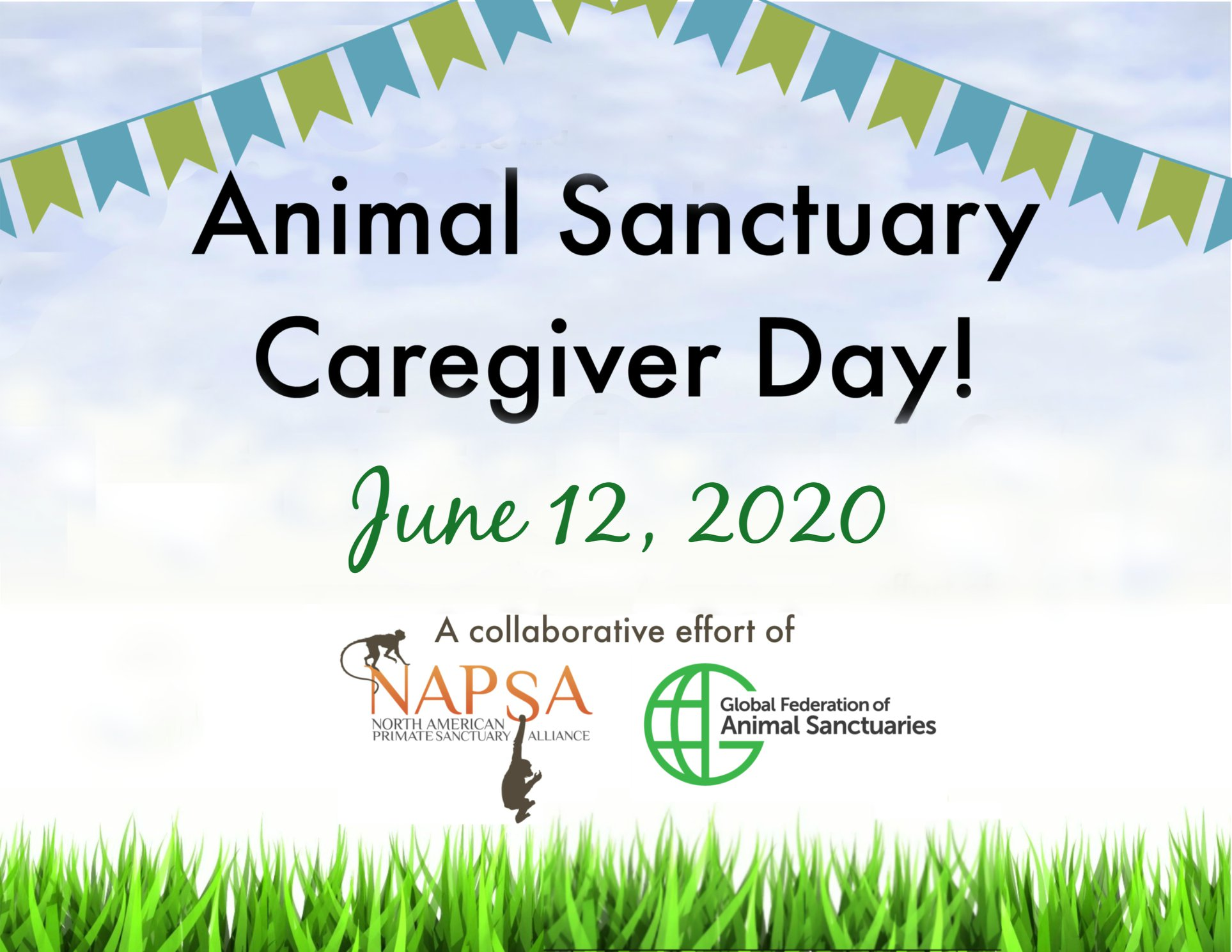 Happy Animal Sanctuary Caregivers Day