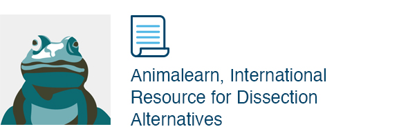 Animalearn, International Resource for Dissection Alternatives