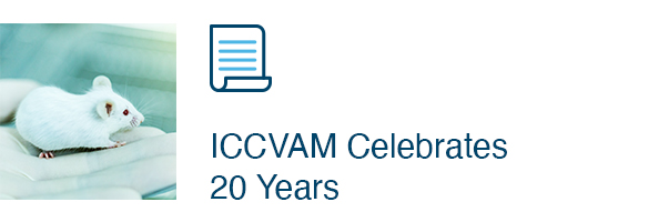 ICCVAM Celebrates 20 Years of Validating Alternatives